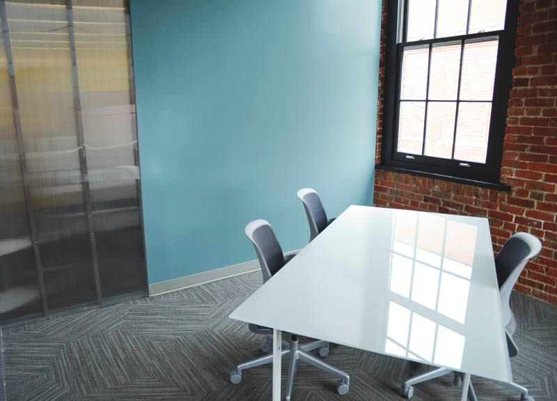 Learn to design interiors for offices and commercial spaces